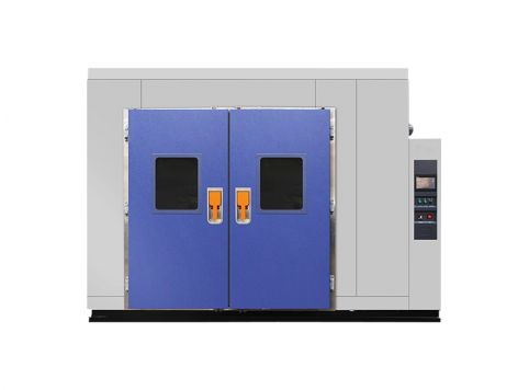 Walk-in constant temperature and humidity test chamber