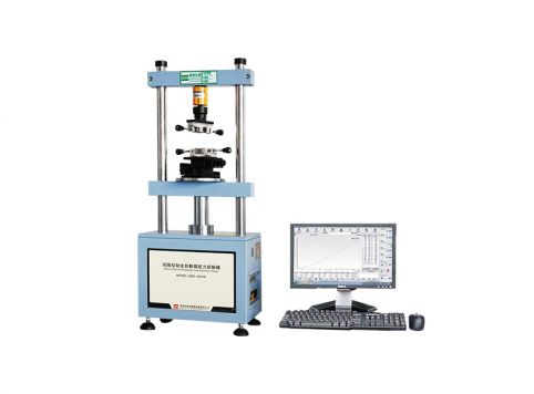 Insertion force testing machine