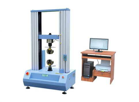 Electronic universal material testing machine