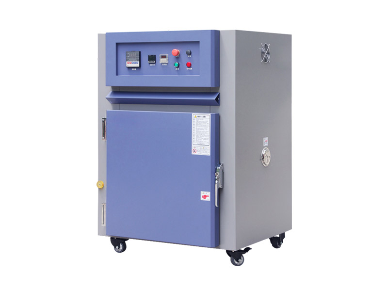 High temperature precision aging test chamber